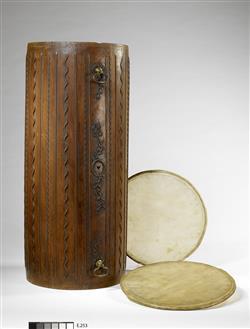 Fût de tambour de Provence | Anonyme