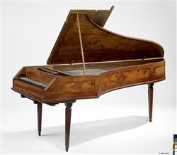 Piano à queue | Ecole viennoise