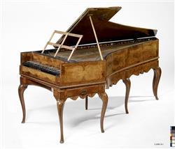 Piano à queue   Johann Ludwig Hellen