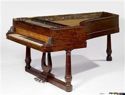 Piano à queue | Jean-Henri Pape