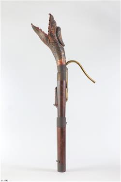 Serpent droit dit basson russe | Veuve Rust et Dubois