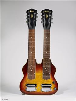 Guitare hawaïenne électrique double manche modèle EH-150 | Gibson