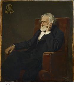 Portrait d'Ambroise Thomas (1811-1896) | Baschet, Marcel