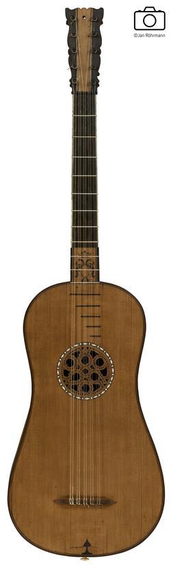"Guitare, dite la ""Vuillaume"" | Antonio Stradivari"