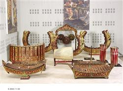 "Orchestre ""piphat mon"" : xylophone ""ranat ek"" | Anonyme"