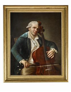 Portrait de Jean-Louis Duport, dit Le cadet | Descarsin, Rémi-Fursy