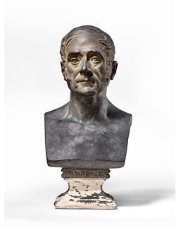 Buste de Daniel-François-Esprit Auber (1782-1871) | Dantan, Jean-Pierre