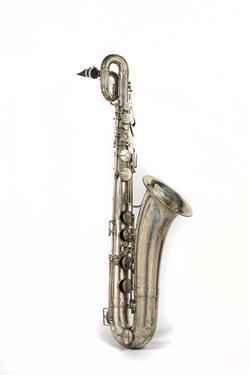 Saxophone baryton en mib   Adolphe Sax
