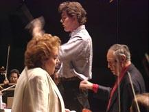 La direction d'orchestre. Poèmes pour Mi | Olivier Messiaen